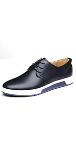Breathable Oxford Shoes