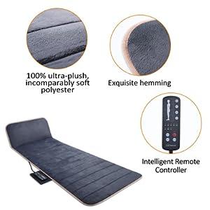 lower back massagers massage pillow best massage mat for relieve back pain