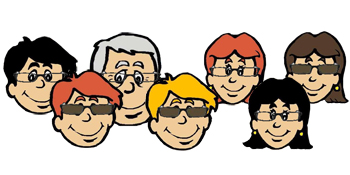 NTT Hair Styles, Glasses & Sunglasses