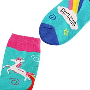 unicorn socks
