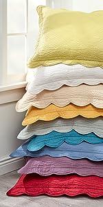 florence standard pillow sham