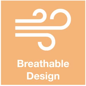 Breathable Design