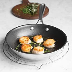 8in nonstick frying pan