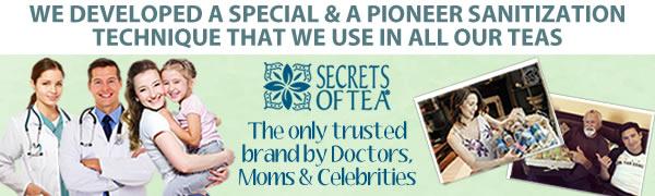 secrets of tea