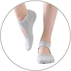 yoga and dance non slip socks ballet socks ballet flats socks ballet yoga socks barre class socks