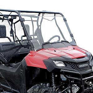 Honda Pioneer 700 Full Windshield