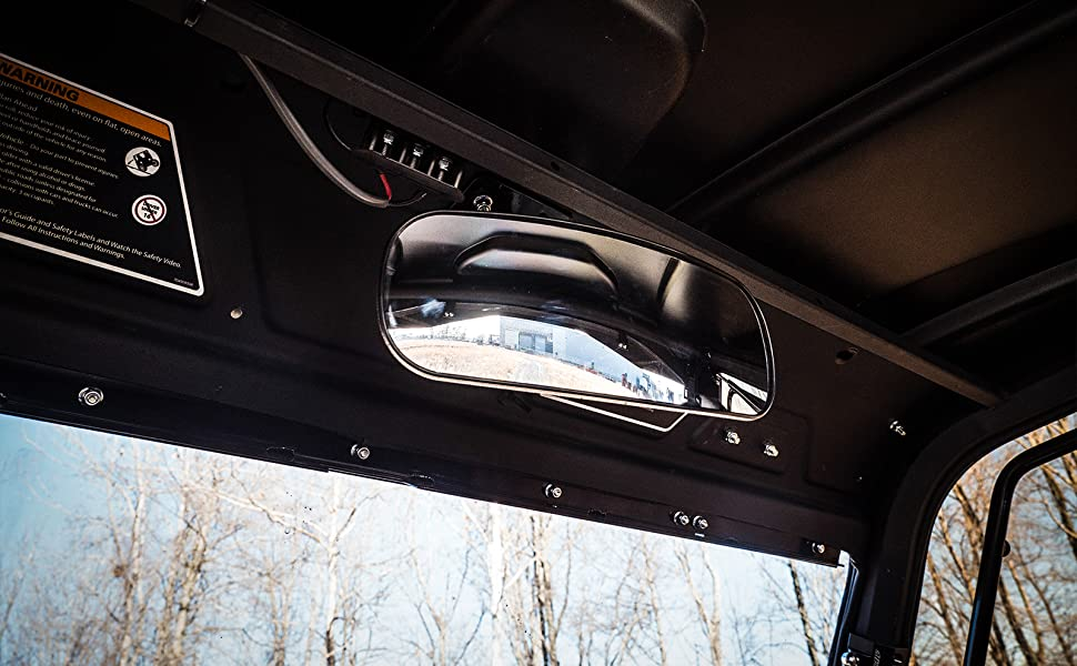 Can-Am Defender Rear View Mirror
