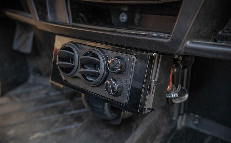 Polaris Ranger Cab Heater