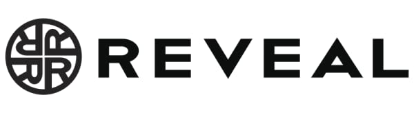 reveal logo nature tech accessories