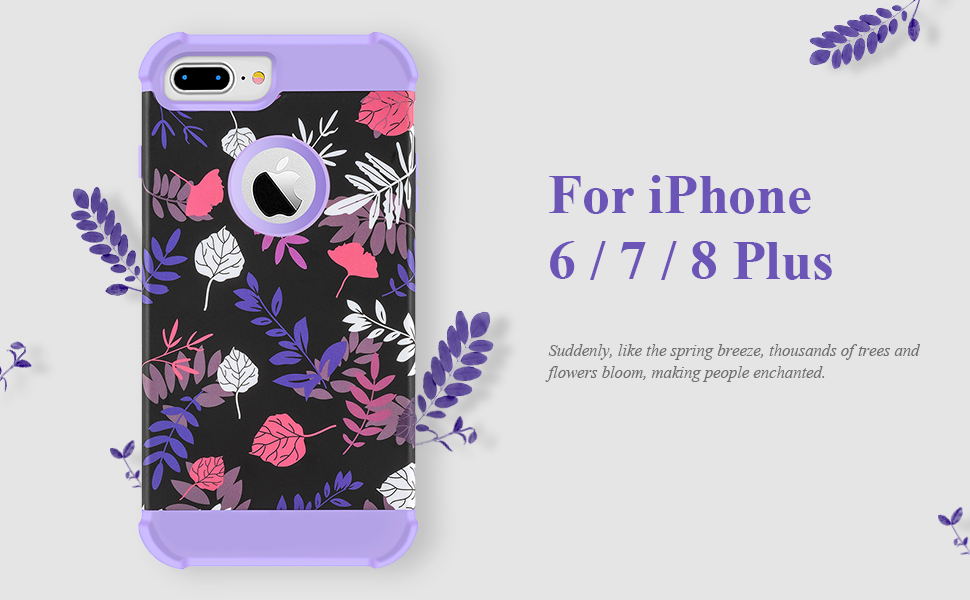 iPhone 6 7 8 plus case