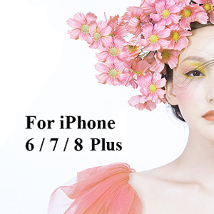 iphone 6 7 8 plus case for girls