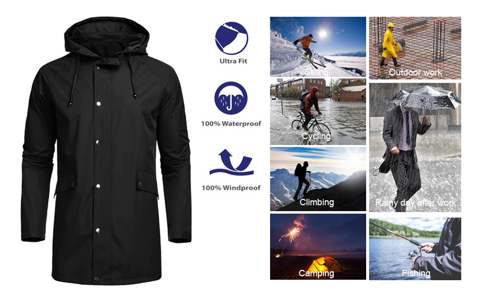 raincoat mens waterproof-y