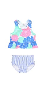 rufflebutts swimsuit ruffled bathing suit baby girls swimsuit