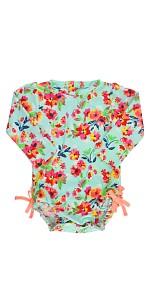 rufflebutts swimsuit sun protective upf 50+