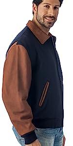 Executive Varsity Jacket - Made in USA