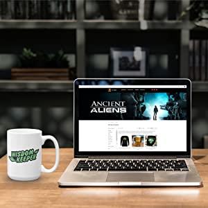 Ancient Aliens merch drinkware tees tshirt merch accessories apparel