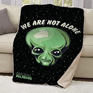 Ancient Aliens merch tshirt apparel accessories drinkware Blanket