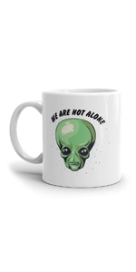 Ancient Aliens merch drinkware accessories