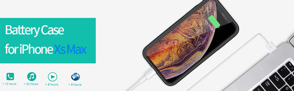iPhone Xs Max battery Case