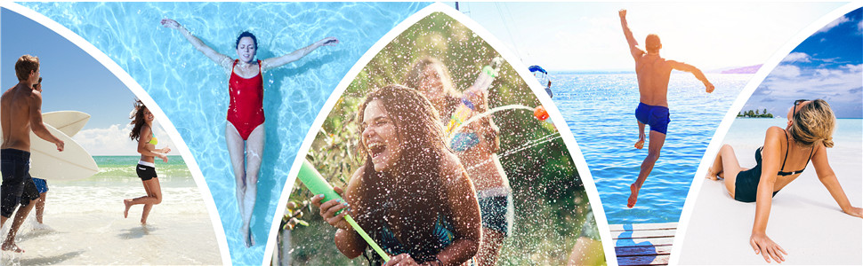 Kids Boys Girls Womens Mens Summer Outdoor Athletic Water Shoes Socks for Beach Pool Swim