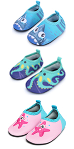 outdoor barefoot quick dry beach walking pool swimming athletic water shoes for baby boys girls