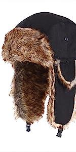 Trapper Winter Hat
