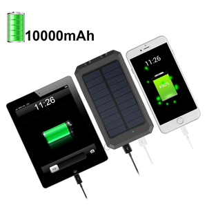 solar power phone charger
