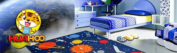 HUAHOO Space rug