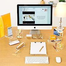 Acrylic Desktop Stationery Series