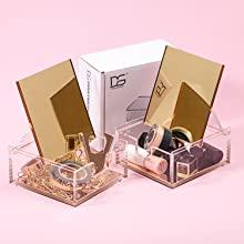 Built-in Mirror Storage Box