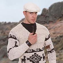 Gamboa Genuine Alpaca Sweater Alpaca Wool