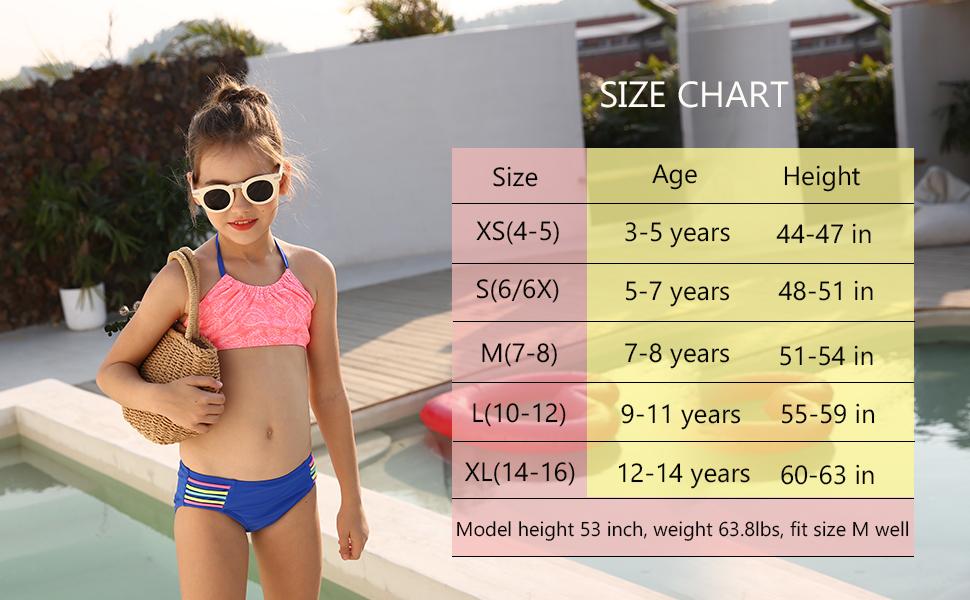 bikini set for girls