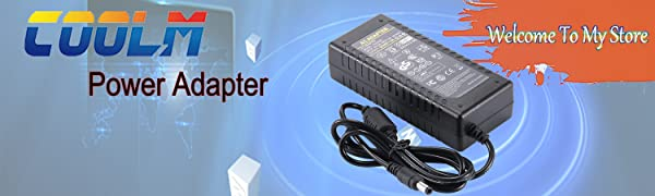 COOLM Power Adapter