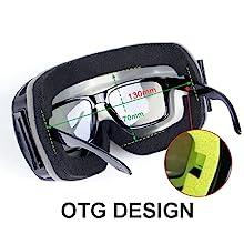 Otg design