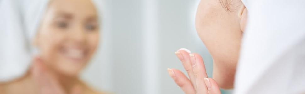 pamper jojoba oil makeup remover facial hair face skin moisturizer natural organic skin smooth heal