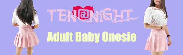 adult baby onesie