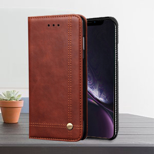 iphone xr book case