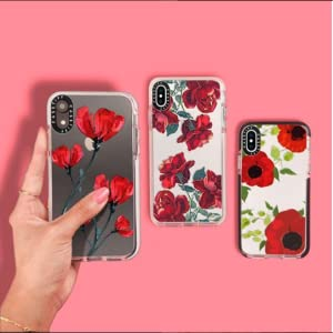 Casetify Clear Impact iPhone XR Cases for Apple iPhone XR (2018)