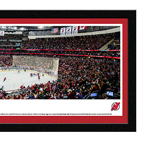 New Jersey Devils with select frame