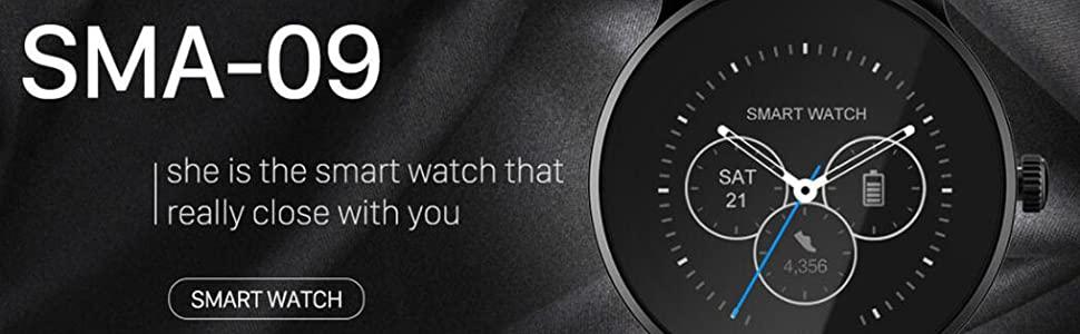 SMA09 watch