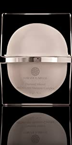 face moisturizer white forever face cream face moisturizer diamond natural anti aging face cream
