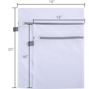 fine mesh washer bags