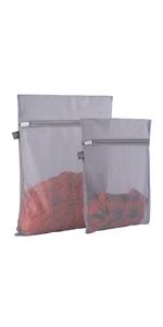 zippered mesh laundry bag