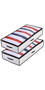 Foldable Storage Bag Underbed