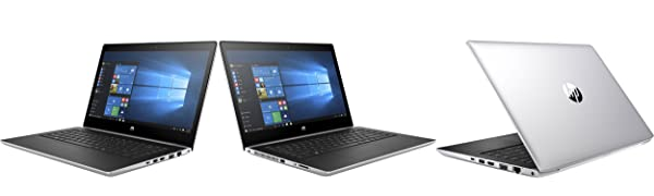 Compilation of the High Performance HP ProBook 440 G5 from different Angle