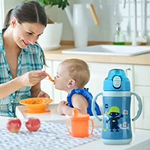 B&H Vacuum Insulated Stainless Steel Cup