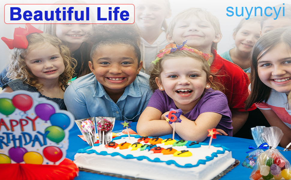 Suyncyi --Full of Love,  Full of Happyness, We care about life, and care about you more!