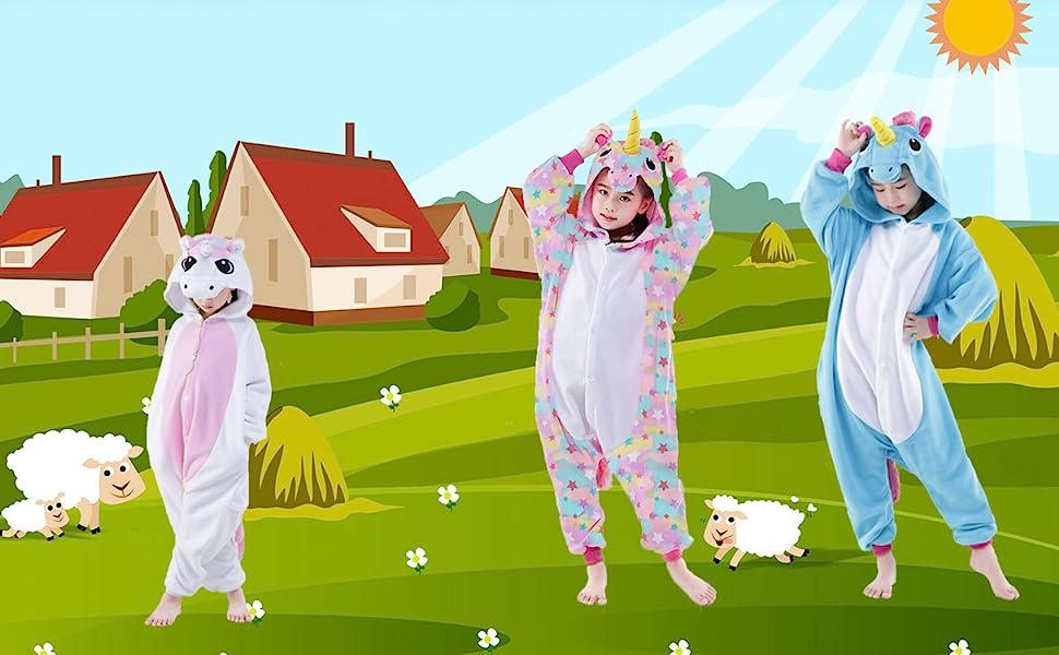 Kids Unicorn costume