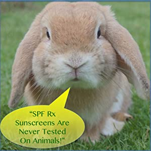 SPF Rx is Cruelty-Free