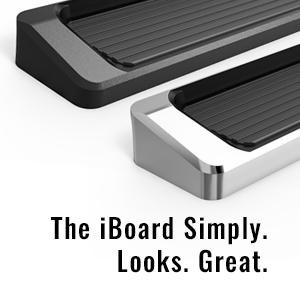 iBoard running boards